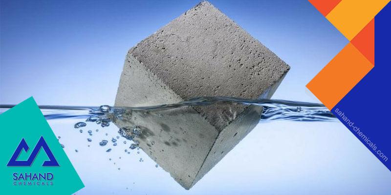 جوگیری از نفوذ آب به بتن